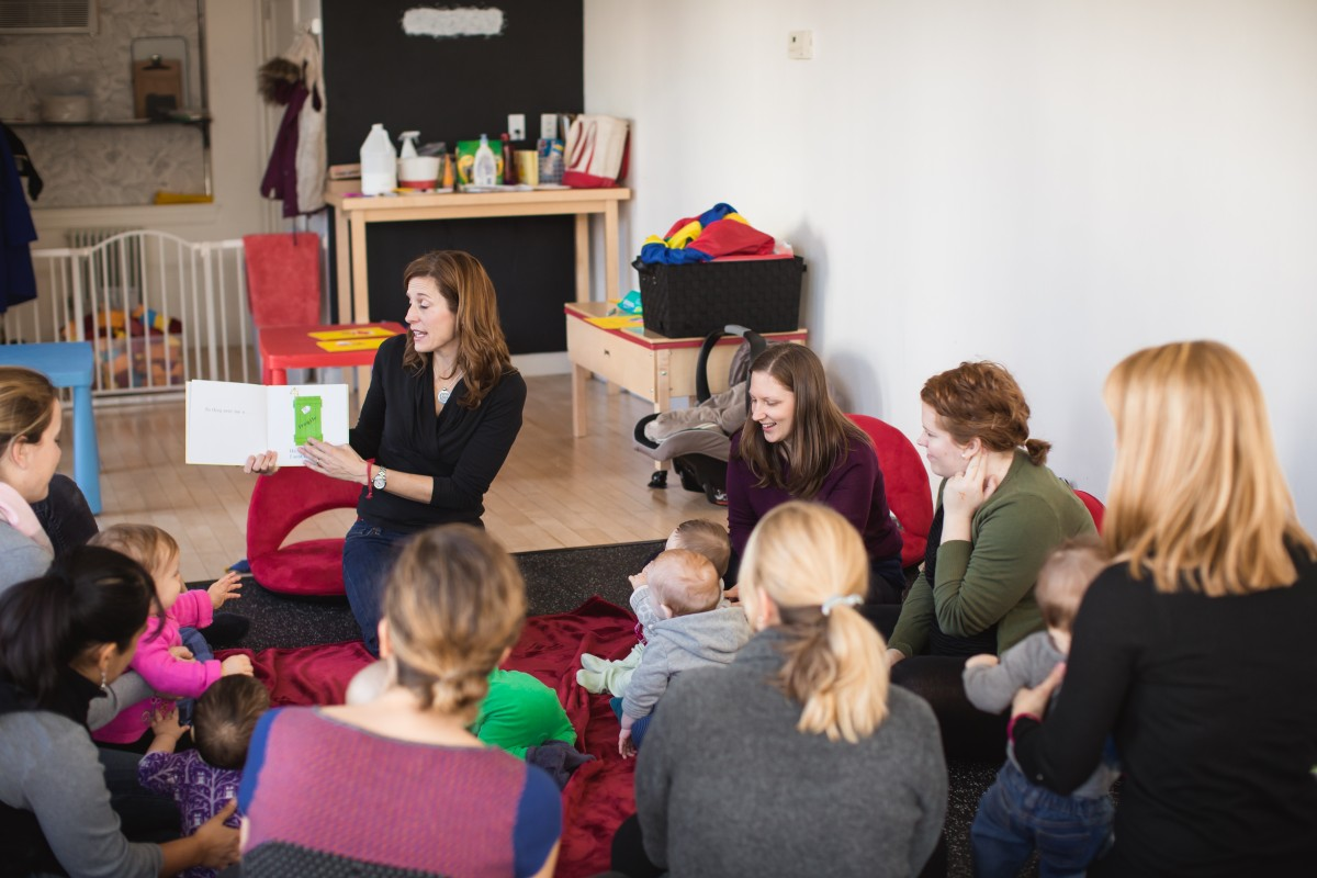 The Loved Child's Developmental Play & Parenting Class ROUTINE