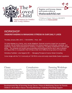 TLC Workshop Stress Management
