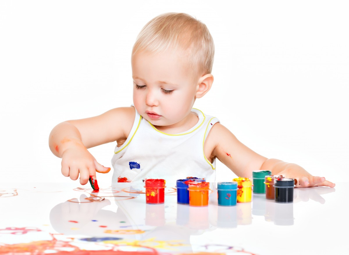 Fine Motor Development in Babies and Toddlers