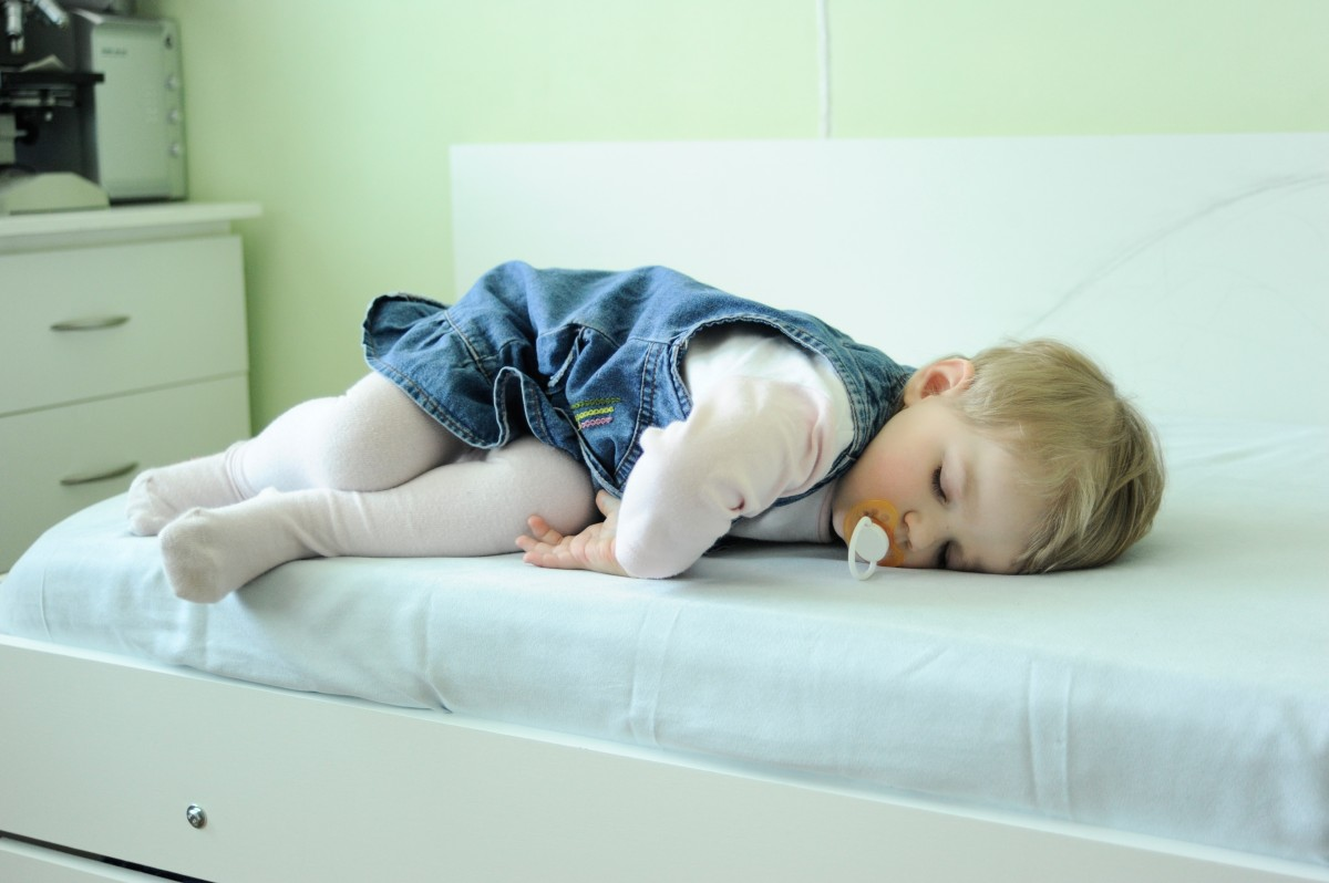 TLC Weekly Parenting Topic: Healthy Family Sleep Naps