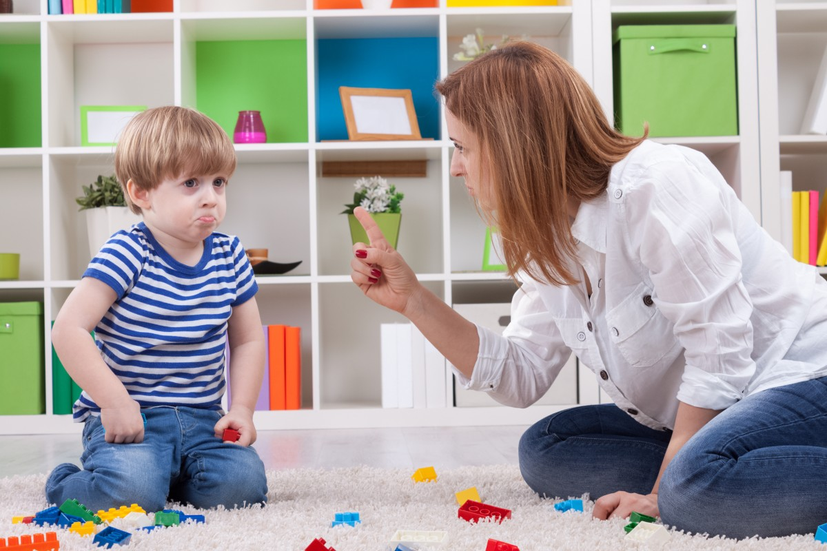 Parents Taking Care of Themselves: Feeling Irritable?