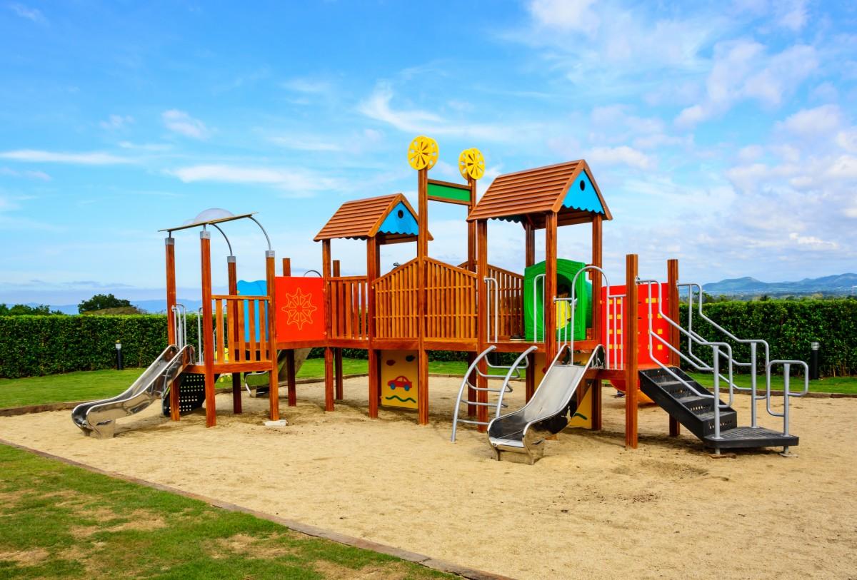 Best Playgrounds near Boston
