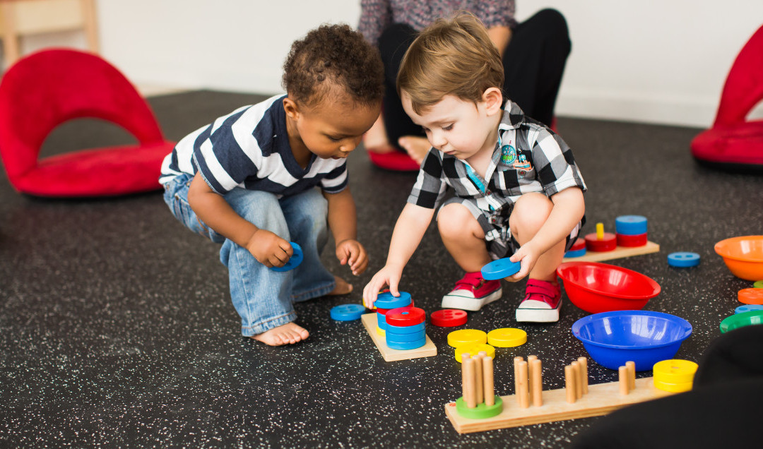 TLC Overview: Social-Emotional Development in Young Children