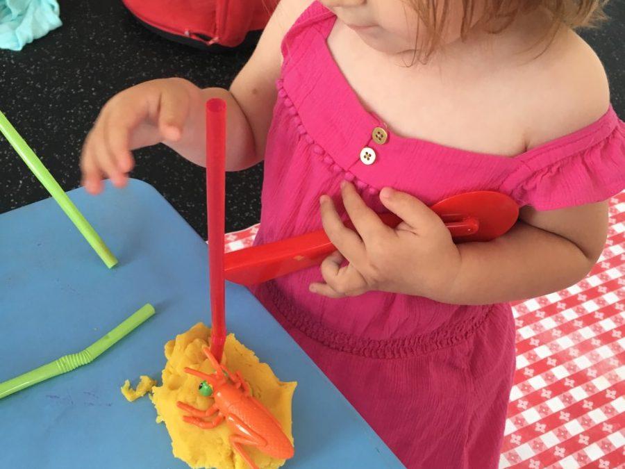 Lemon Summer Home-Made Play Dough