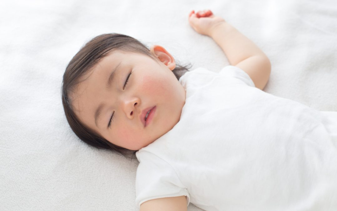 Supporting Your Child Falling Asleep: Healthy Family Sleep