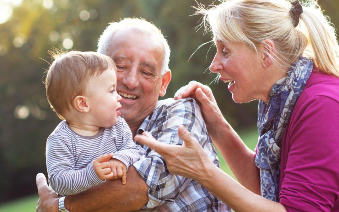 Grandparents: Tips for Respectful Relationships