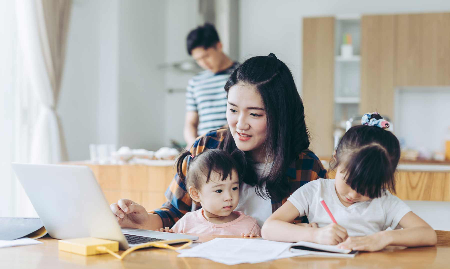 Create a Family-Friendly Business to Retain and Attract Parent Employees